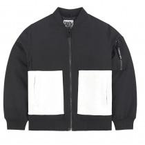 Куртка-ветровка Karl Lagerfeld Kids Z26053-09B