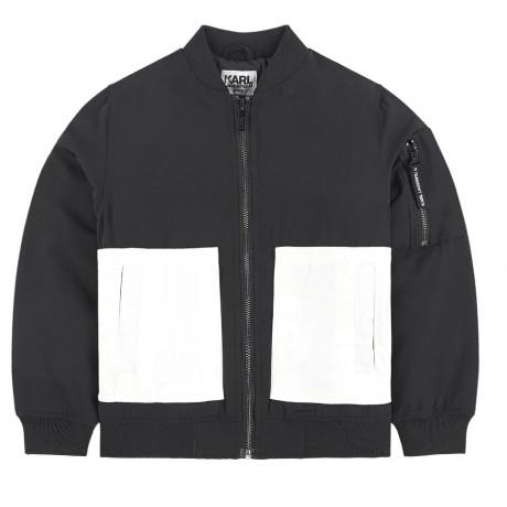 Куртка-ветровка Karl Lagerfeld Kids