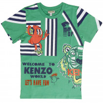Футболка Kenzo KL10568-05