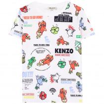 Футболка Kenzo KL10598-01