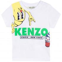 Футболка Kenzo KL10617-01