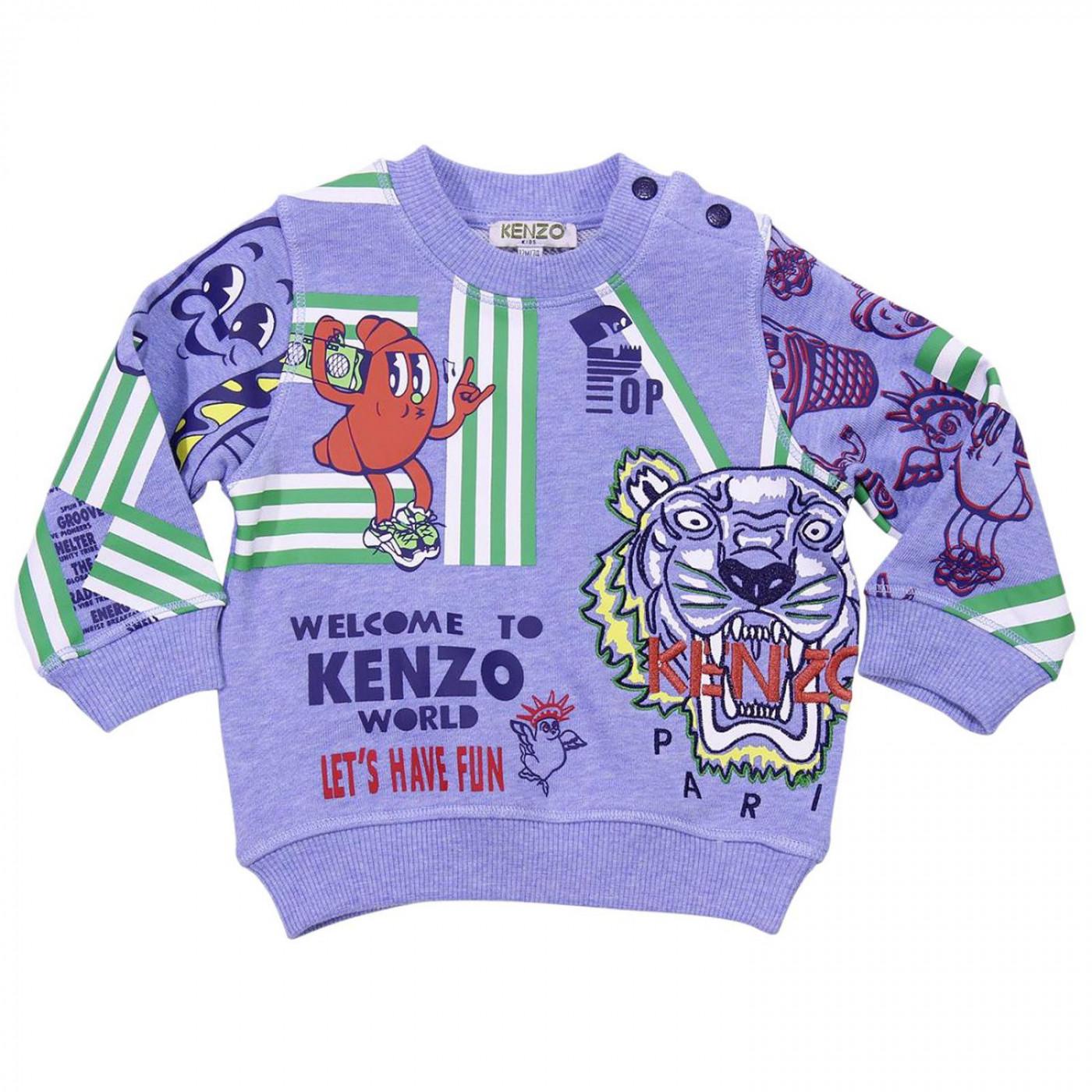Толстовка Kenzo KL15558-420