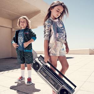 Детская одежда Little Marc Jacobs