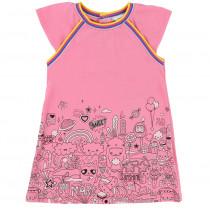 Платье Little Marc Jacobs W02106-468