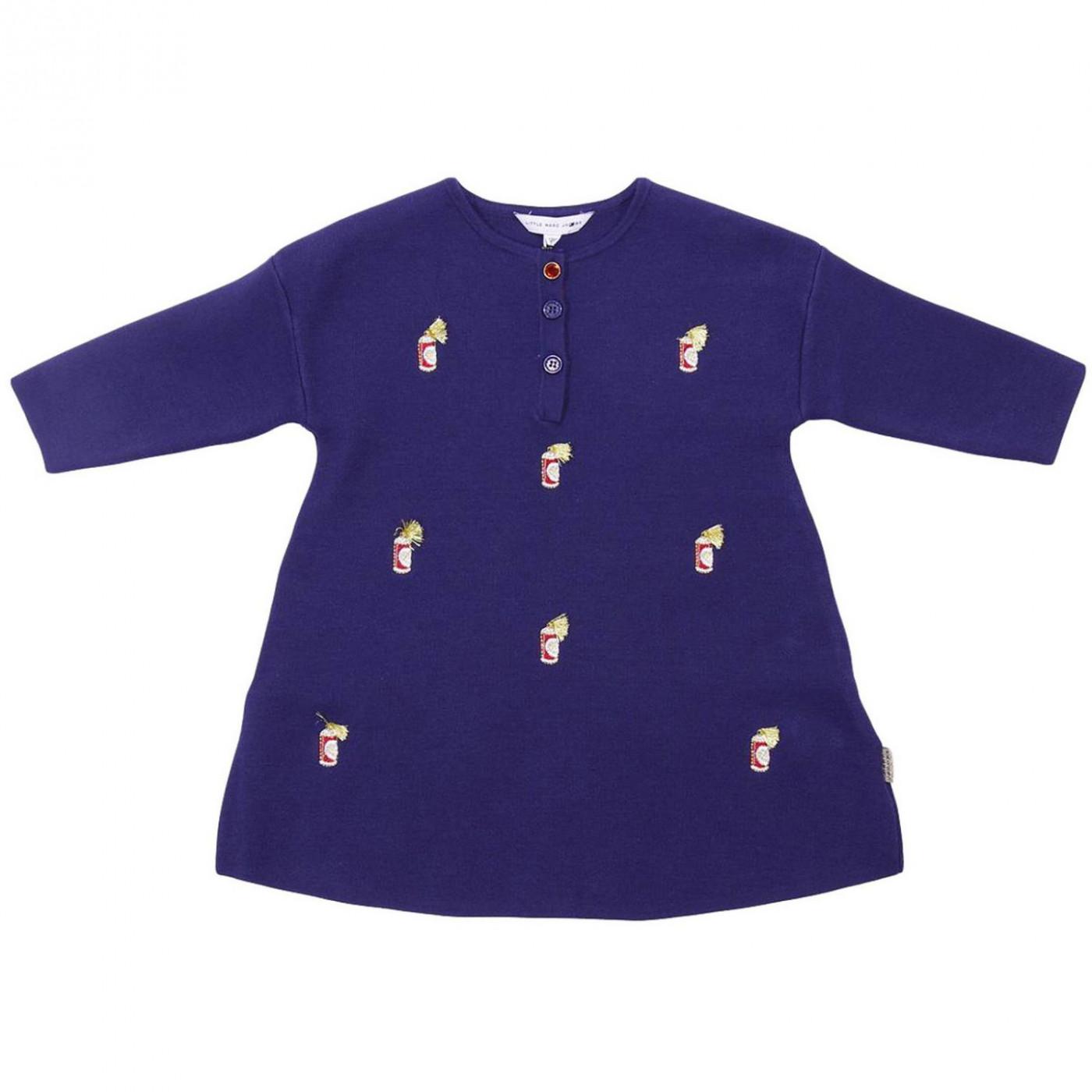 Платье Little Marc Jacobs W02113-85V