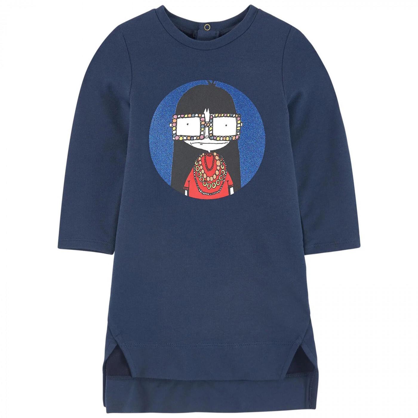 Платье Little Marc Jacobs W02119-85V