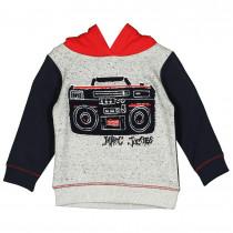 Толстовка Little Marc Jacobs W05241-M48