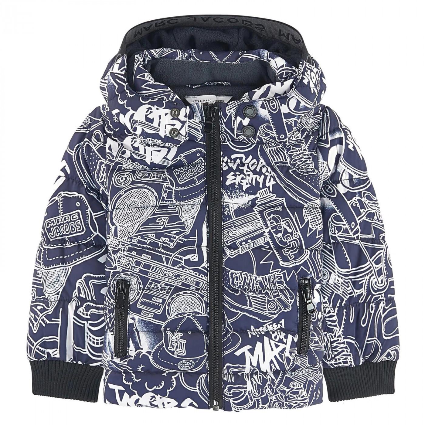 Куртка Little Marc Jacobs W06050-V41