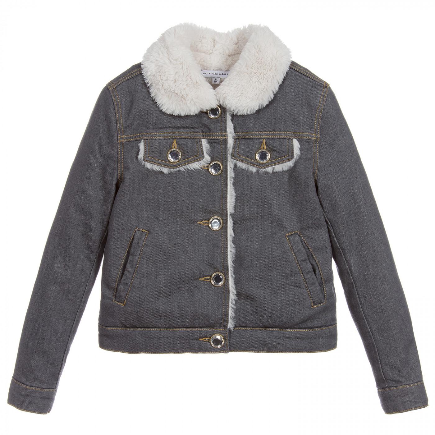 Куртка Little Marc Jacobs W16090-Z86
