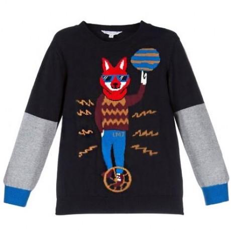 Пуловер Little Marc Jacobs
