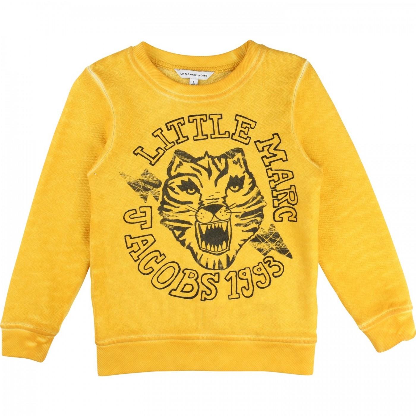 Толстовка Little Marc Jacobs W25226-566