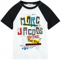 Футболка Little Marc Jacobs W25306-N50