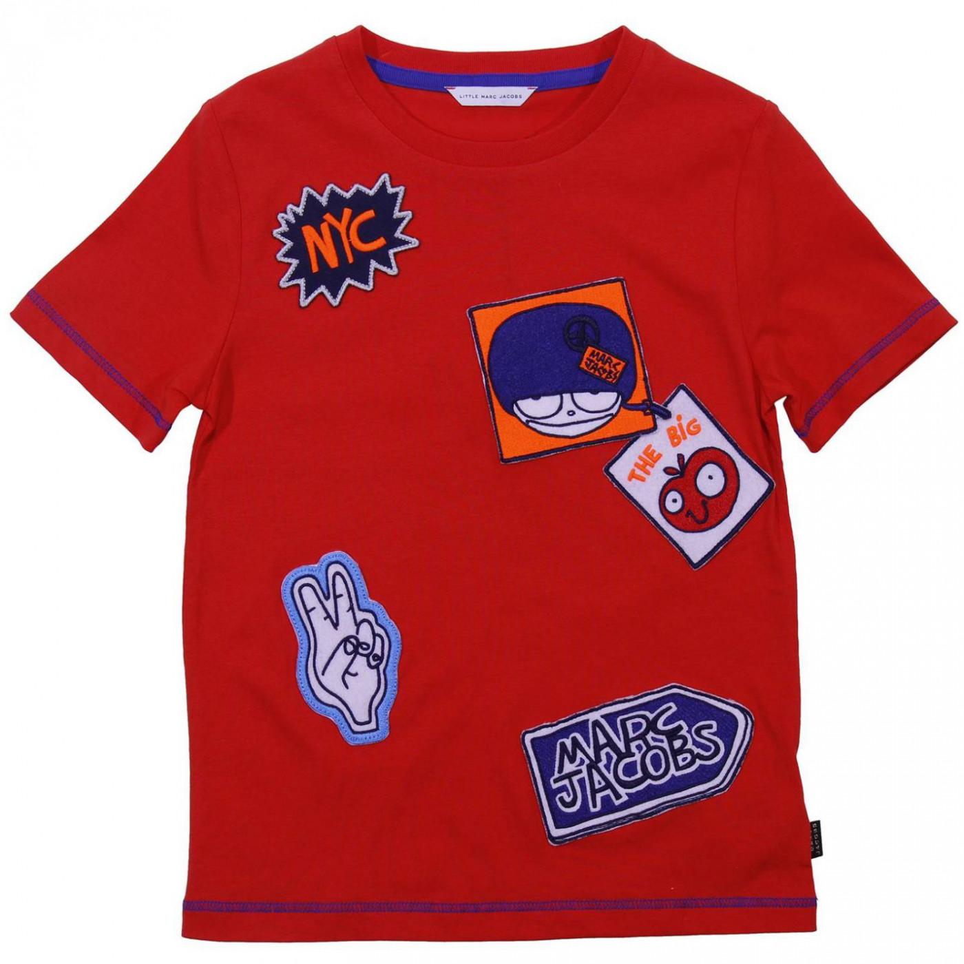 Футболка Little Marc Jacobs W25359-992