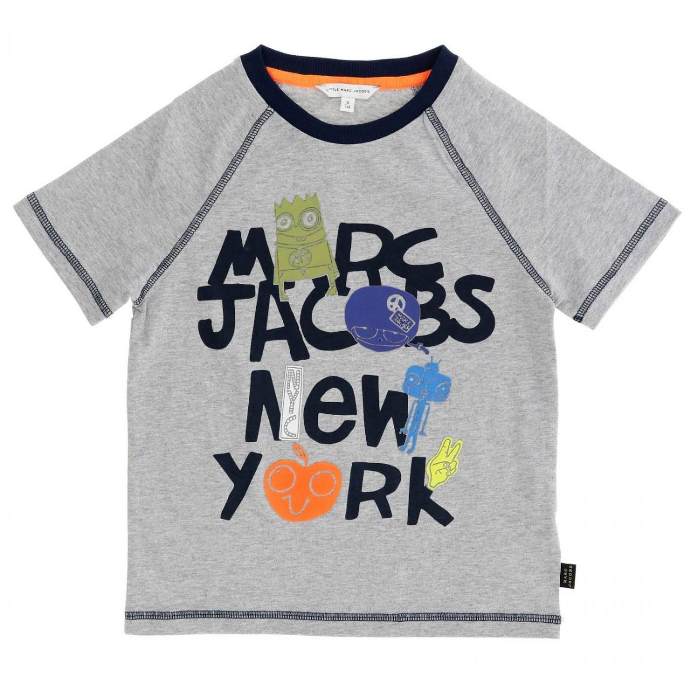 Футболка Little Marc Jacobs W25363-A43