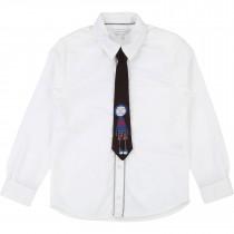 Рубашка с галстуком Little Marc Jacobs W25367-10B