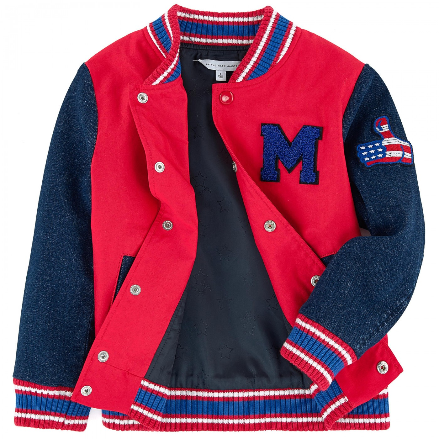 Куртка Little Marc Jacobs W26068-X58