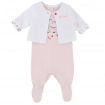Пижама Little Marc Jacobs W98107-44L