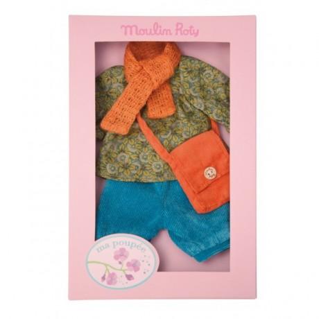 Одежда для куклы Moulin Roty
