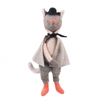 Игрушка кот Chat Le Galant Moulin Roty 711322