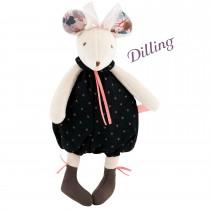 Мышка-погремушка мягкая Moulin Roty 711516