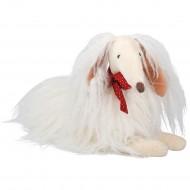 Собака Scarlett белая