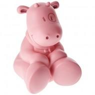 Ночник корова Lola розовый