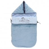 Конверт для новорожденных голубой Noukies BB1740.07