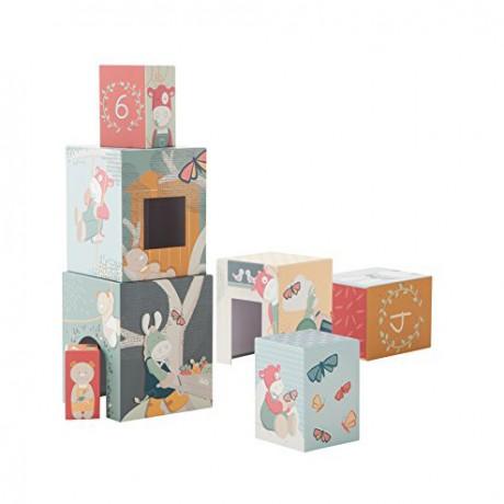 Набор кубиков Garden Noukies