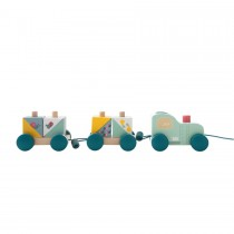 Поезд на веревочке Noukies ED171121.80