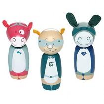 Набор из 3-х персонажей Noukies ED172120.62