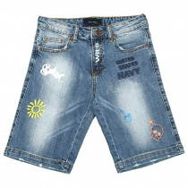 Бермуды джинсовые Silvian Heach RJJE5305-SH049