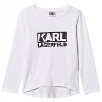 Футболка Karl Lagerfeld Kids Z15102-10B