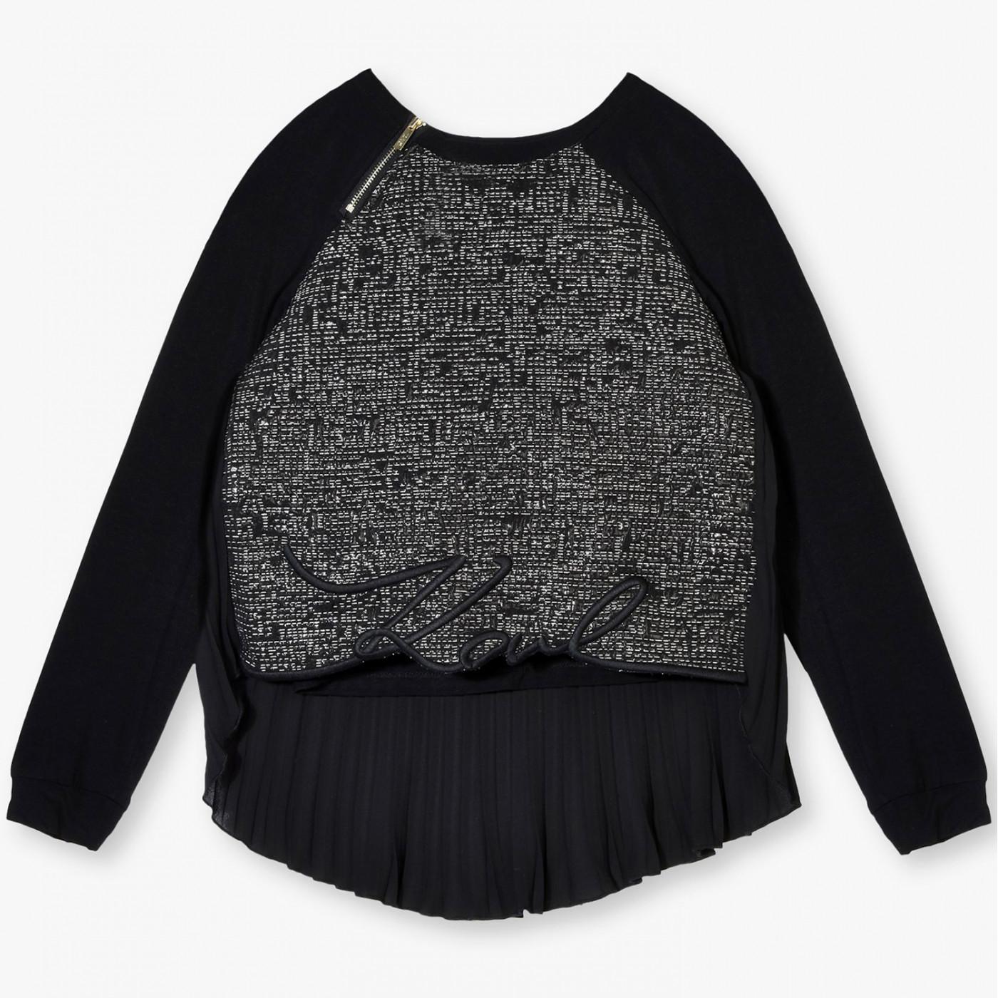 Блуза Karl Lagerfeld Kids Z15117-Z40