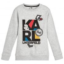 Толстовка Karl Lagerfeld Kids Z25108-A34